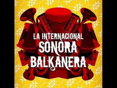 la internacional sonora balkanera discografia
