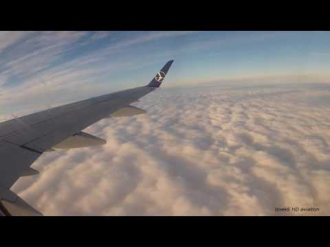 LOT flight LO454 (Stockholm - Warsaw) E170