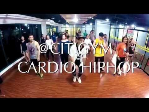 Trumpets -Sak Noel & Salvi ft. Sean Paul | JUNEXZY CHOREOGRAPHY |@Citigym Cardio Hiphop