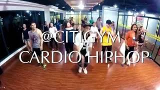 Trumpets -Sak Noel & Salvi ft. Sean Paul | JUNEXZY CHOREOGRAPHY |@Citigym Cardio Hiphop