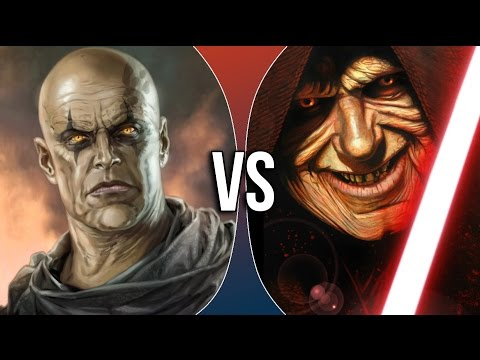 VS | Darth Bane vs Darth Sidious