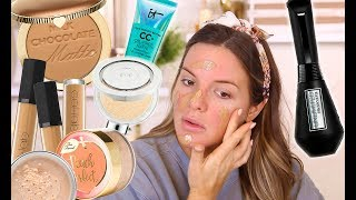 MY EASY/QUICK GO-TO FULL COVERAGE MAKEUP LOOK | Casey Holmes