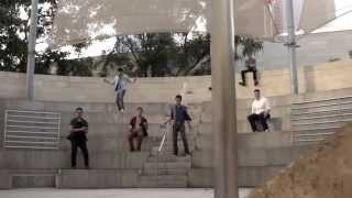 "Check out The Filharmonic's cover of ""Happy"" by Pharrell Williams! ..."
