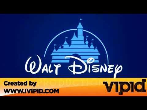 WALT DISNEY PRODUCTIONS by Vipid