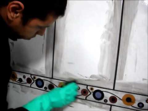 Como aplicar rejunte em revestimento cer mico youtube - Como aplicar microcemento sobre azulejos ...