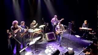 Mike Goudreau & Boppin Blues Band Live at The Vieux Clocher play