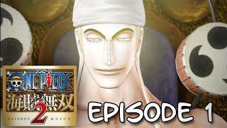 One Piece Pirate Warriors 2 - Episode 1 : Skypea : Le dieu Ener !