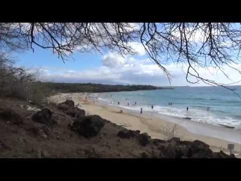 Hapuna Beach(Island of Hawaii)