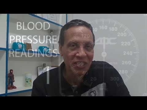 قياس وتشخيص ضغط الدم - تدريب على قياس ضغط الدم بالجهاز اليدوى والسماعة  -2
