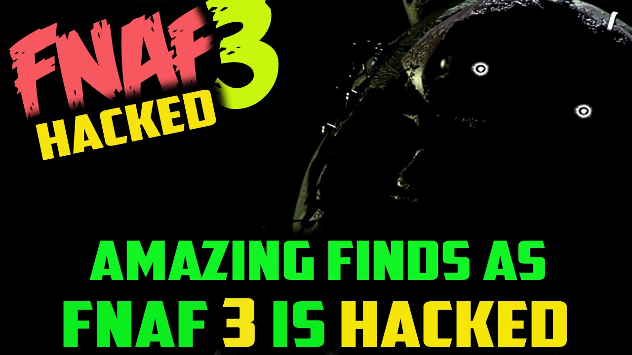 Fnaf hacked on scratch remix officialannakendrick com