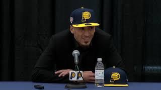 Pacers Introduce Chris Duarte \u0026 Isaiah Jackson