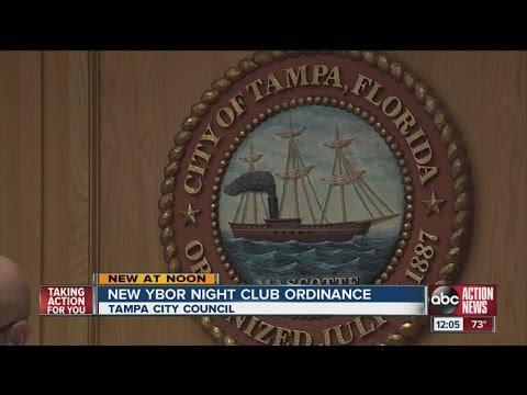 Tampa City Council debates another Ybor City nightclub ordinance
