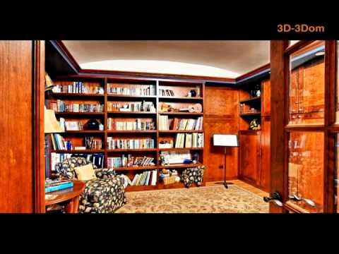 Дизайн домашней библиотеки.mp4