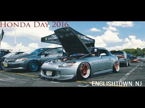 Honda Day 2016 (HDay) / Englishtown Nj