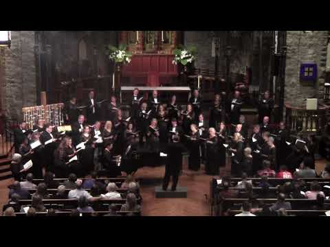 William Baker Festival Singers performs COME TO ME, MY LOVE by Norman Dello Joio