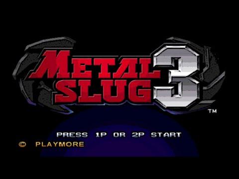 Metal Slug 3 (Arcade/SNK Playmore/2000) [720p]