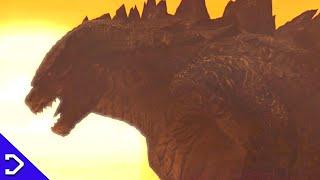 Godzilla's Origin? - Walking With Godzilla 3D Animation PREVIEW