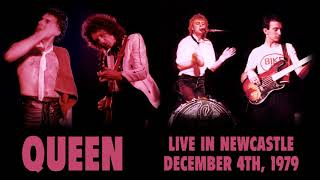 Queen - Live in Newcastle (December 4th, 1979) - 2019 UPGRADE