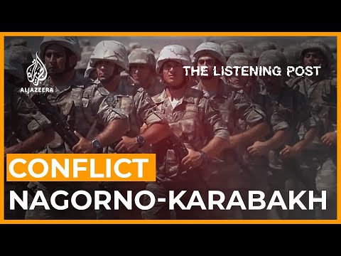 Nagorno-Karabakh conflict: Shelling, suffering and propaganda | The Listening Post
