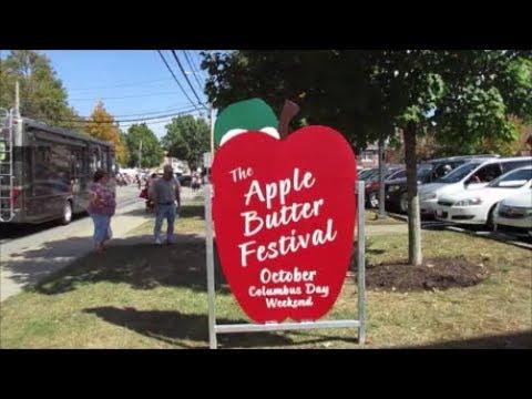 Apple Butter Festival in Berkeley Springs West Virginia