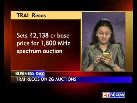 TRAI Proposes Simultaneous Auction Of 2G & 3G Spectrum, Demands More Spectrum