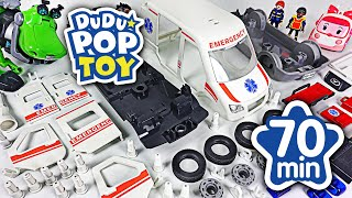 Sep 2018 TOP 10 Videos 75min Firetruck DuDuPopTOY