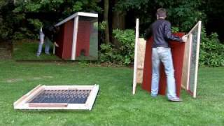 Easiest Chicken Coop Ever?