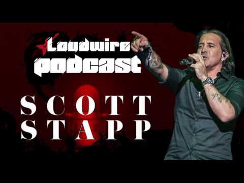 Loudwire Podcast #19 - Scott Stapp on Fighting Mental Illness, Art of Anarchy + More