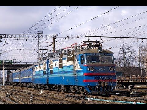 ZDSimulatrНочной скорый поезд №269 Харьков - Одесса