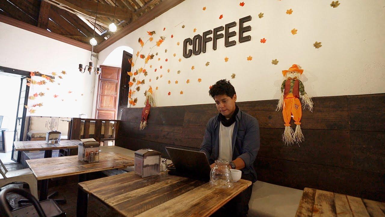 Guatemala for digital nomads (Antigua & Lake Atitlan, Travel Film)