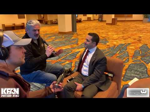 Allen's Page - VIDEO: NFL Insider Adam Schefter joins KFAN at the NFL Combine
