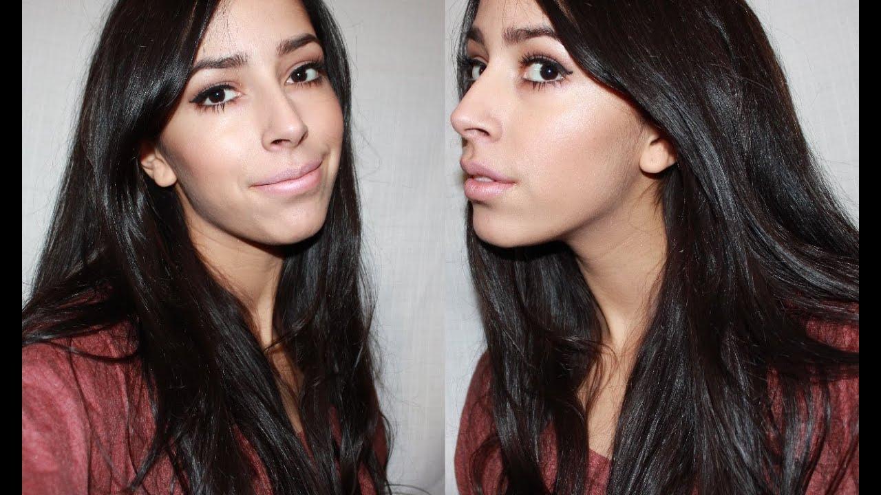 Hair Glazehair Routine Youtube