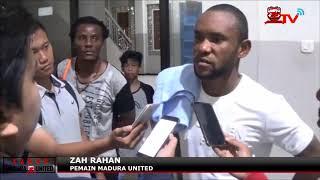 Zah Rahan Puji Skuad Bintang Madura United