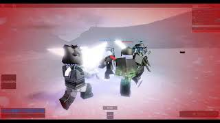 roblox Star Wars: Lightsaber Battles II: killing cowardly ganging sith/jedi part 2