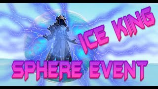 FORTNITE EVENT- ICE KING SPHERE COUNTDOWN - WEATHER WARNING - BREAD AND MILK SOLD OUT - IN GAME TV