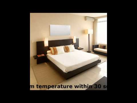 ecoPANEL Low Cost Energy Saving Panel Heater