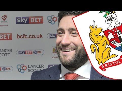 Bristol City 4-0 Huddersfield Town Post-Match Interviews