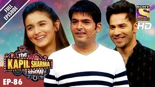 The Kapil Sharma Show - दी कपिल शर्मा शो-Ep-86-Varun And Alia In Kapil's Show-4th Mar 2017