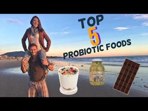 Top 10 Probiotic Foods for Your Health.