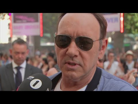 Kevin Spacey responds to harrassment allegations