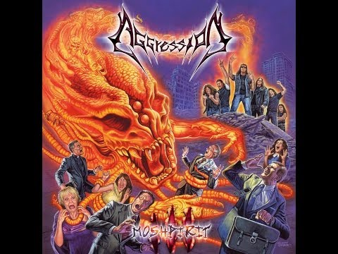 Aggression - Moshpirit [Full Album] 2009