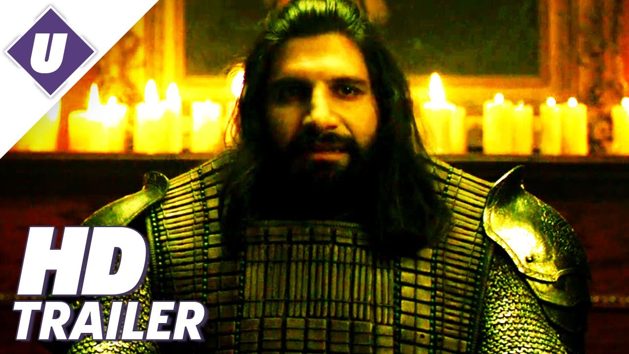What We Do In The Shadows (2019) - Season 1 Official Trailer | Jermaine  Clement, Taika Waititi