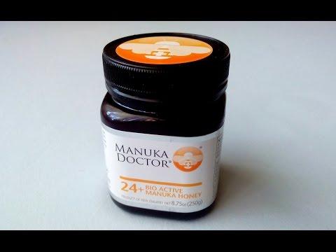 Новозеландский мед Манука