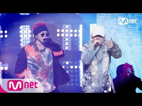 Show Me The Money777 [특별공개/풀버전] 키드밀리 - ′MOMM′ (Feat. JUSTHIS) (Prod. 코드 쿤스트) @세미 파이널 181102 EP.9