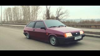 Lada 2108 on air, Старый Оскол
