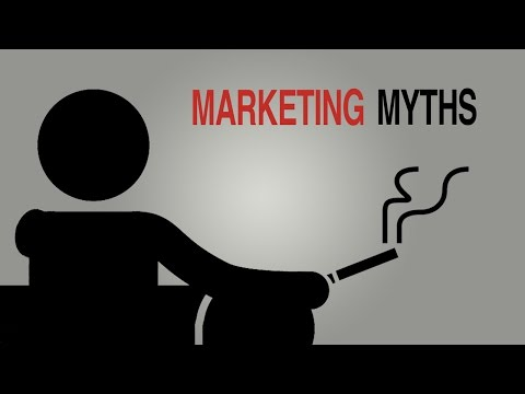 Three Marketing Myths Debunked