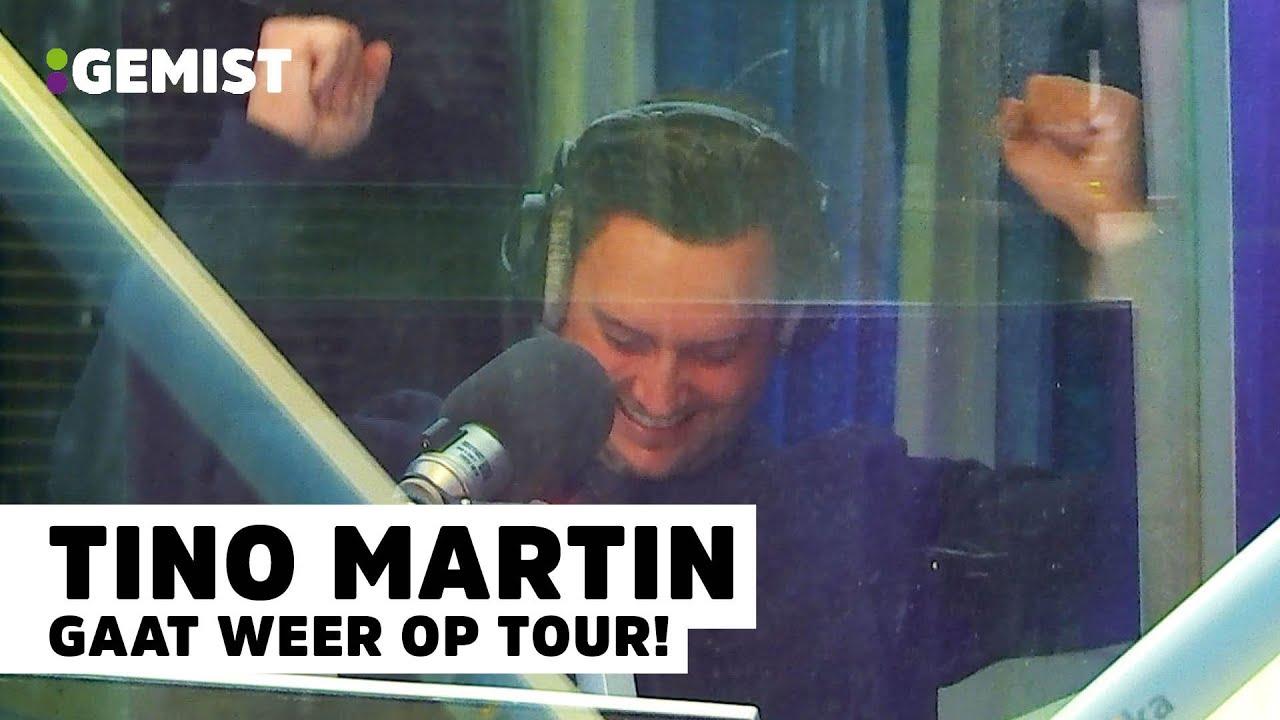 BESTE vriend TINO MARTIN: 'Dit was zo GÊNANT!' I 538 Gemist