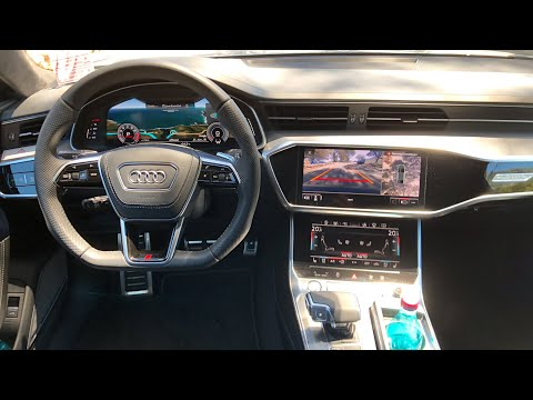New Audi A7, это просто улёт!!!
