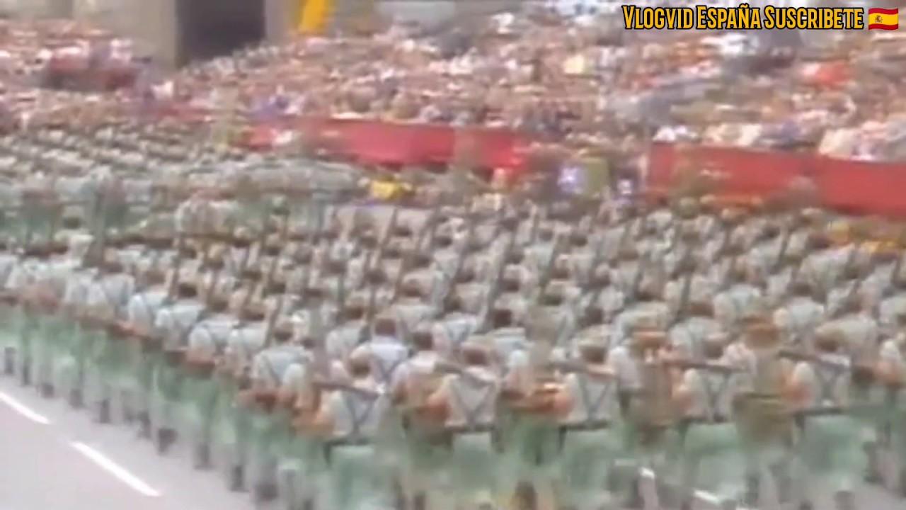 El Último desfile de la VI Bandera de la Legión que pudo acabar con la vida del Rey.