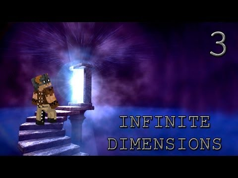 INFINITE DIMENSIONS - Episodio 3 - Edad De Piedra
